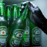 Heineken guanto